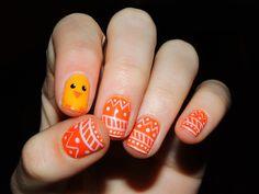 Nailicious easter #nail #nails #nailart