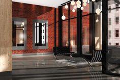 400 DOWD - Condos modernes au Quartier International Condos, Montreal, Interior, Design Interiors, Interiors, Interieur