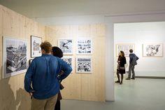 Architectures dessinées I Exposition - Guillaume Ramillien Architecture Urbanisme Illustration