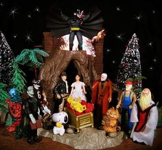 The Best of the Worst Nativity Scenes Ever! - Team Jimmy Joe