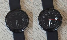 Motorola Moto 360 review  - ambient vs full
