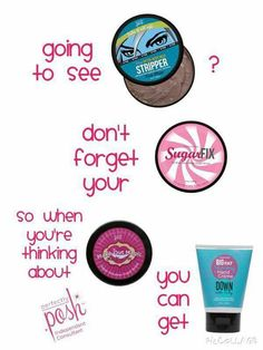 Perfectly Posh - Gina <3 Naturally Based Affordable Gentle at Home Skin Care You Deserve to be Pampered :) www.PerfectlyPosh.com/6963 iheartposh907@gmail.com