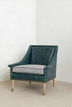 Leather Tillie Armchair