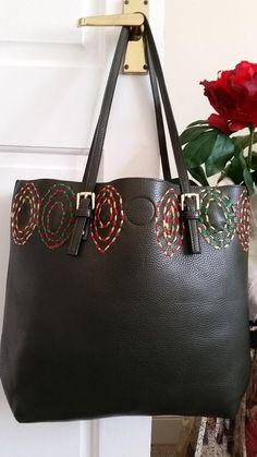 Ladies Tote, leather handbag