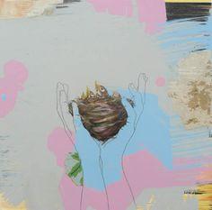 Nest by Anne Sargent Walker