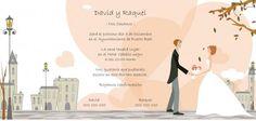 Texto para invitaciones de boda originales: ¡Súper Ideas! | Preparar tu boda es facilisimo.com