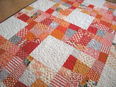 Modern quilt patterns | Sewing | Pinterest | Nine patch, Quilt and ... : crazy nine patch quilt - Adamdwight.com