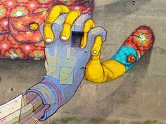 """Artist : Aryz & Os Gemoes """"detail"""""""