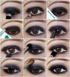 Top 10 Smokey Eye Makeup Tutorials To Inspire You