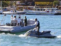 JORNAL O RESUMO - SEGURANÇA PARA BANHISTAS  JORNAL O RESUMO: Fiscais tentam diminuir irregularidades nas praias...