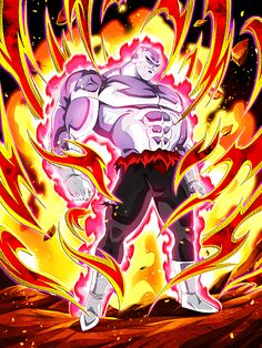 Goku Limit Breaker, Broly Ssj4, Jiren The Gray, Dbz Characters, Big Muscles, Anime Artwork, Dragon Ball Z, Manga, Battle