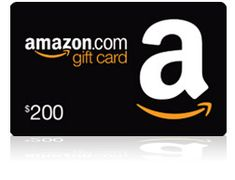 Win a $200 Amazon Gift Card Giveaway {US}(10/06/2016) via... IFTTT reddit giveaways freebies contests