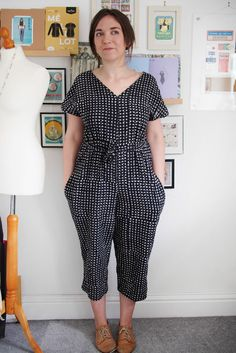 Jumpsuit :: Butterick 6312