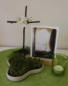 Het lege graf van Paasmorgen