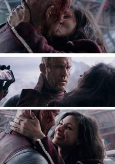 Wade & Vanessa -  Deadpool movie