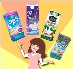 Best Milk Swaps, and HG Recipes from Dr. Oz | Hungry Girl
