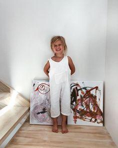 Cute and simple - Kids Style - Fashion Kids, Little Kid Fashion, Toddler Fashion, Fashion Clothes, Cute Outfits For Kids, Cute Kids, Toddler Outfits, Outfits Niños, Kid Styles