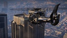 GTA 5: Rockstar releases first official gameplay video  http://setangkep.blogspot.com/2013/07/gta-5-rockstar-releases-first-official.html