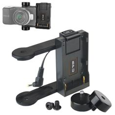 Blackmagic Pocket Cinema Camera BPU Adaptor