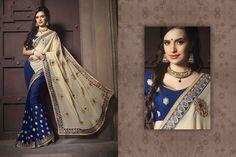 Designer Saree (Special Price). For more detail click here: https://suitkaur.ca/itemdetail.aspx?q=649