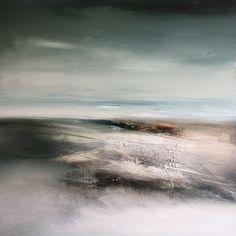 Dion Salvador Lloyd: Shades (76cm x 76cm), oil on canvas