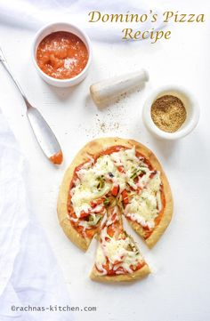 Dominos Pizza Dough Recipe (with step by step pictures)
