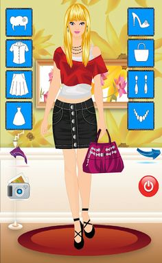 FREE for a limited time, download this app now! <br>Don't forget!<br>Everyone deserves a new, fabulous look.. <br>Want to be a celebrity stylist? <br>Do you love the latest fashions? <br>Do you like showing off your sense of creativity, style and fashion