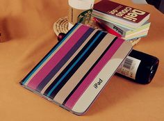 Fancy - Scotland Stripes iPad Case
