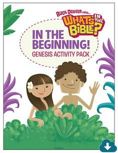 Genesis Activity Pack - Digital Download