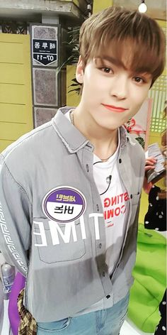 vernon is so handsome