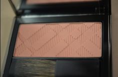 Burberry Light Glow Tangerine Blush 06 Review and Swatches