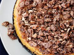 It's the Great Pumpkin Cheesecake