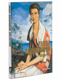 Love this book on Peggy Guggenheim