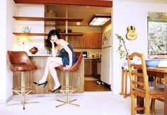 11 Celebrity Kitchens You'll Love via @domainehome