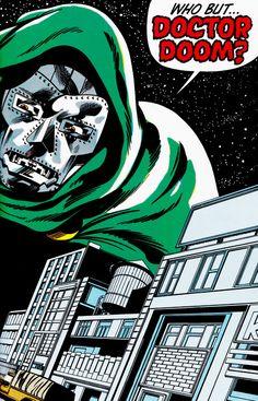 WHO BUT DOCTOR DOOM? (Fantastic Four Vol. 1 #236, November 1981) - John Byrne