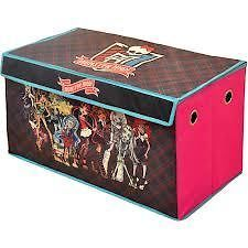 Monster High Collapsible Storage Trunk | More Storage trunk and ...