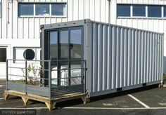 Container habitable !