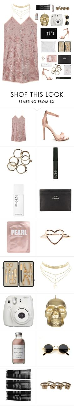"""""""GUYS WE GOT THIRD PLACE ☆"""" by scattered-parts ❤ liked on Polyvore featuring MANGO, NARS Cosmetics, Acne Studios, Lapcos, Czech & Speake, Charlotte Russe, ...Lost, Fujifilm, Icon Jewellery and French Girl"""