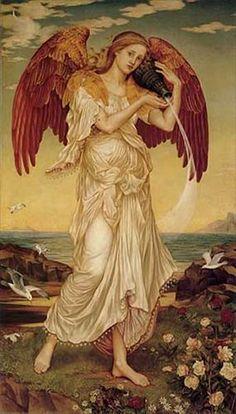 Evelyn Pickering De Morgan British, 1850 - 1919 Eos Date: 1895