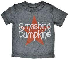 Smashing Pumpkins Rock Star Toddler Boys T-Shirt
