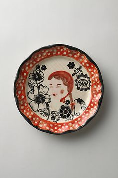 Chaperon A Pois, 2008 #anthropologie  Actually, for Isabella... it's Natalie Lete.