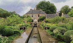 — Dan Pearson Studio Formal Garden Design, Herb Garden Design, Love Garden, Water Garden, Garden Ideas, Formal Gardens, Outdoor Gardens, Dan Pearson, Prairie Garden