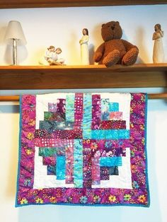 Aqua baby quilts for sale, best selling items handmade, wall quilt gift for her, baby floor play mat Homemade Baby Blankets, Homemade Quilts, Baby Girl Quilts, Girls Quilts, Quilt Baby, Handmade Baby Quilts, Quilted Gifts, Quilts For Sale, Baby Room Decor
