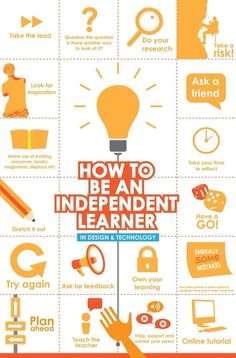 How to create independent learners