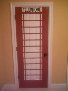 Closet door by Custom Pro Painting & Company, LLC