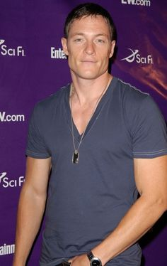 Tahmoh Penikett. Thank you Dollhouse for introducing me to this guy.
