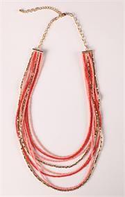 @Marci Cloughley Basics - necklace