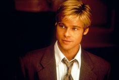 Brad Pitt in Meet Joe Black    ...hi.