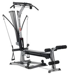Bowflex Sport Home Gym Exercise Equipment This new, sleek Bowflex Sport Home Gym utilizes the same Power Rod Resistance as the top-of-the-line Bowflex models allowing you to do over 60 exercises.Bowflex Sport Features: Over 60 gym-quality exercises! 210 p Home Gym Equipment, No Equipment Workout, Kids Sports Party, Adjustable Dumbbells, Sport Craft, Best Home Gym, Dumbbell Workout, Workout Programs