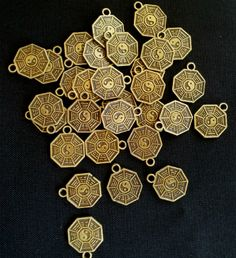 ' Bronze FengShui Charms ' is going up for auction at  1pm Mon, Sep 17 with a starting bid of $5.